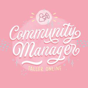 Community Manager - Taller Online