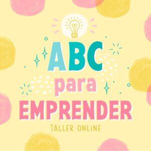 ABC para emprender - Taller Online