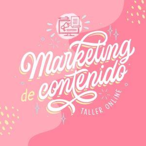 Marketing de contenido - Taller Online