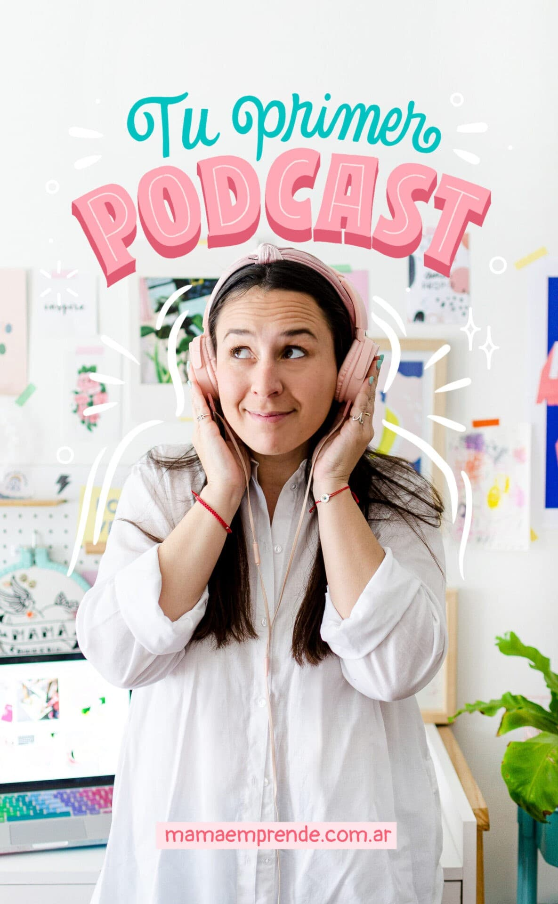 ¿Cómo grabar tu primer podcast?